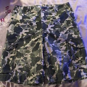 Men's Aeropostale's Cargo Shorts